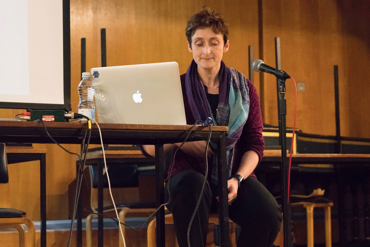 Liz Dobson: Interaction, Agency and The Role of Talk in Music Technology Education (14.10.19)